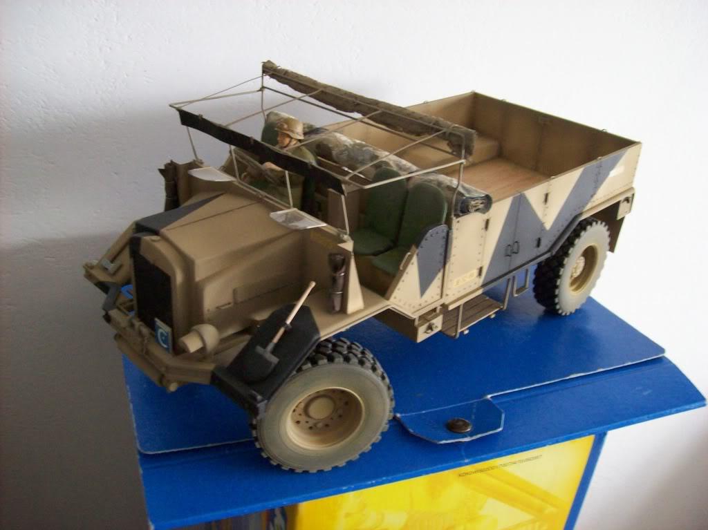 ... l'autocarro in guerra. Morris099