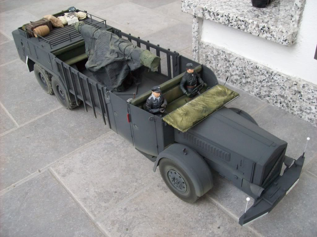... l'autocarro in guerra. V010