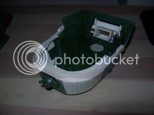 Prototipare una torretta KV1 - 1C KV11B002