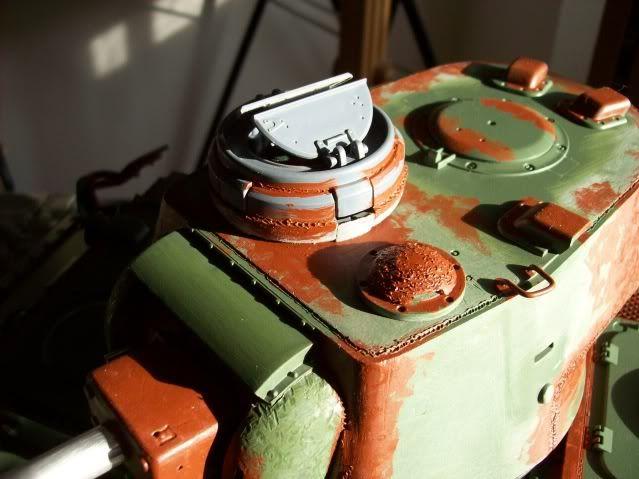 Prototipare una torretta KV1 - 1C KV11B010-1
