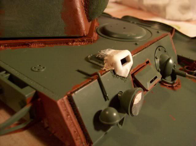 Prototipare una torretta KV1 - 1C KV11B012-1