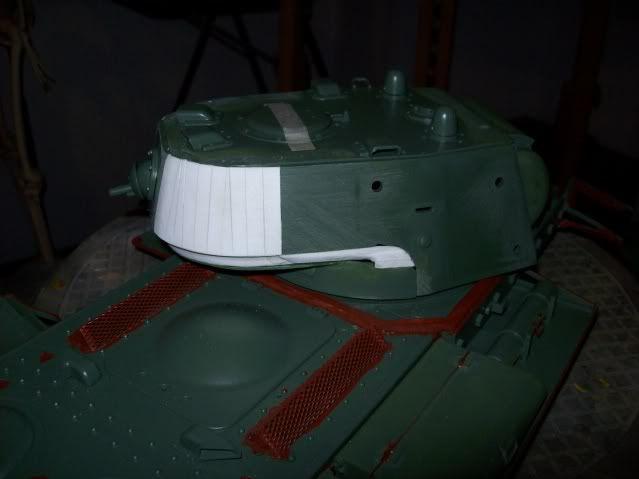 Prototipare una torretta KV1 - 1C KV11B012
