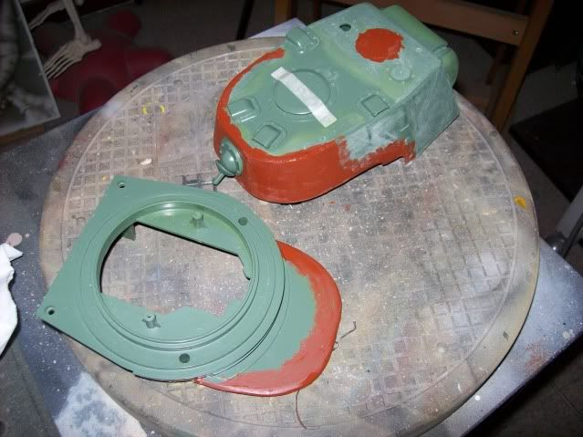 Prototipare una torretta KV1 - 1C KV11B015-1