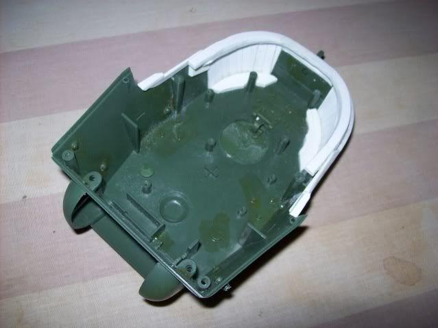 Prototipare una torretta KV1 - 1C KV11B017-1