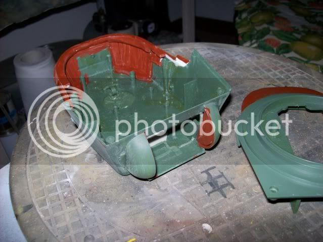 Prototipare una torretta KV1 - 1C KV11B018