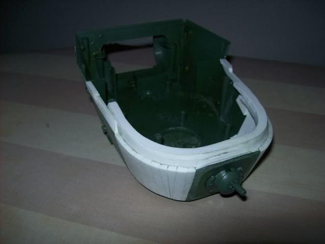 Prototipare una torretta KV1 - 1C KV11B019