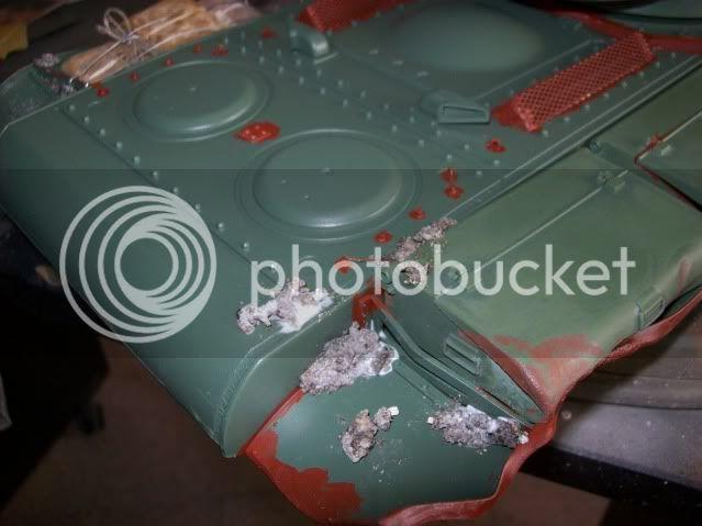 Prototipare una torretta KV1 - 1C KV11B024-1