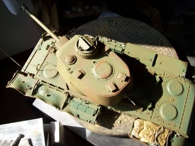 Prototipare una torretta KV1 - 1C - Pagina 2 KV11Bc028
