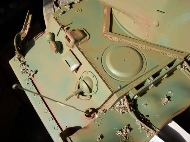 Prototipare una torretta KV1 - 1C - Pagina 2 KV11Bc035