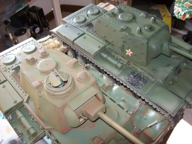 Prototipare una torretta KV1 - 1C - Pagina 2 KV11Bc044