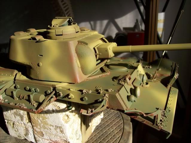 Prototipare una torretta KV1 - 1C - Pagina 2 KV11Bc052