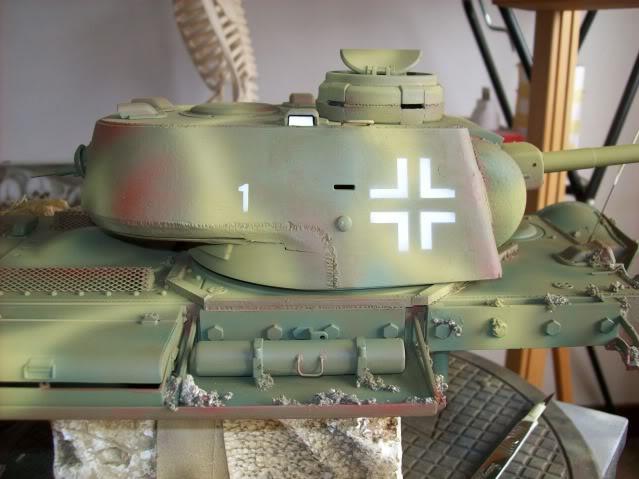 Prototipare una torretta KV1 - 1C - Pagina 2 KV11h002