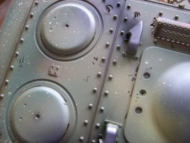 Prototipare una torretta KV1 - 1C - Pagina 2 KV11h013