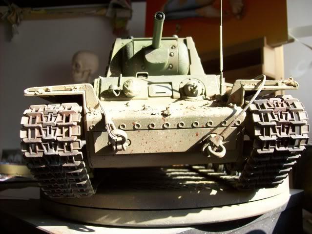 Prototipare una torretta KV1 - 1C - Pagina 2 KV11h022