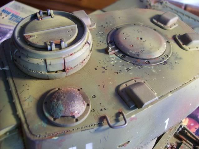 Prototipare una torretta KV1 - 1C - Pagina 2 KV1M004