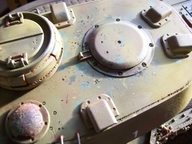 Prototipare una torretta KV1 - 1C - Pagina 2 KV1M015
