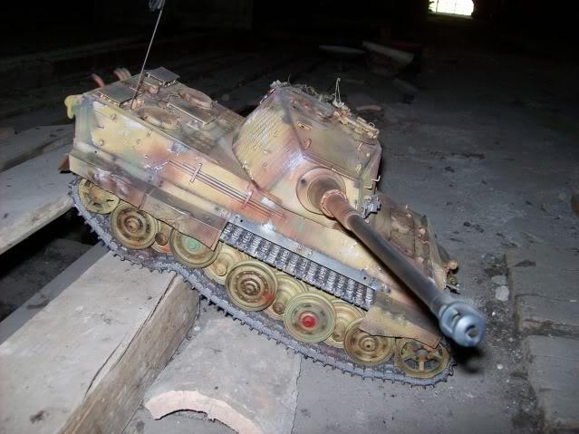 Il re KonigsTiger KV1O022