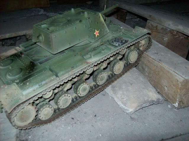 Prototipare una torretta KV1 - 1C - Pagina 3 KV1S004