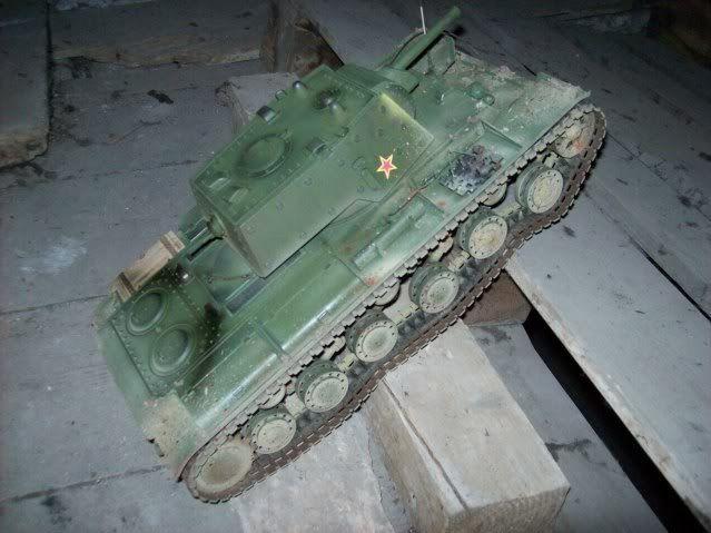 Prototipare una torretta KV1 - 1C - Pagina 3 KV1S009