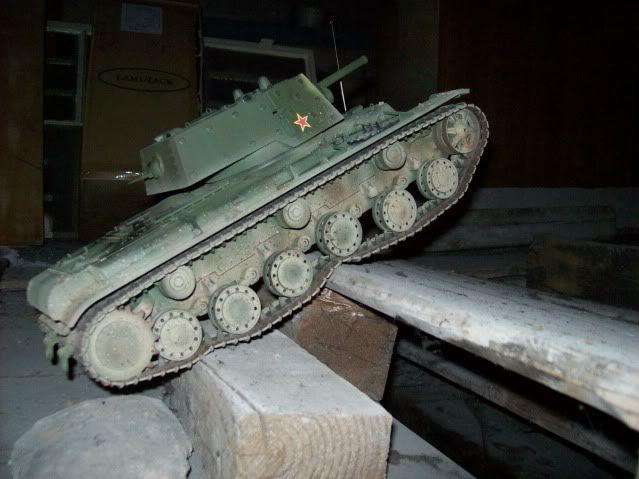 Prototipare una torretta KV1 - 1C - Pagina 3 KV1S010