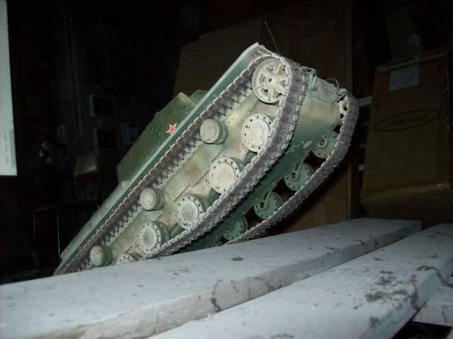 Prototipare una torretta KV1 - 1C - Pagina 3 KV1S016