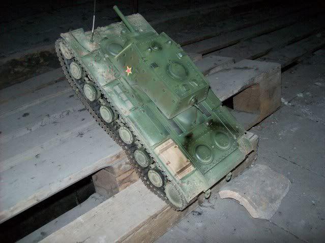 Prototipare una torretta KV1 - 1C - Pagina 3 KV1S019