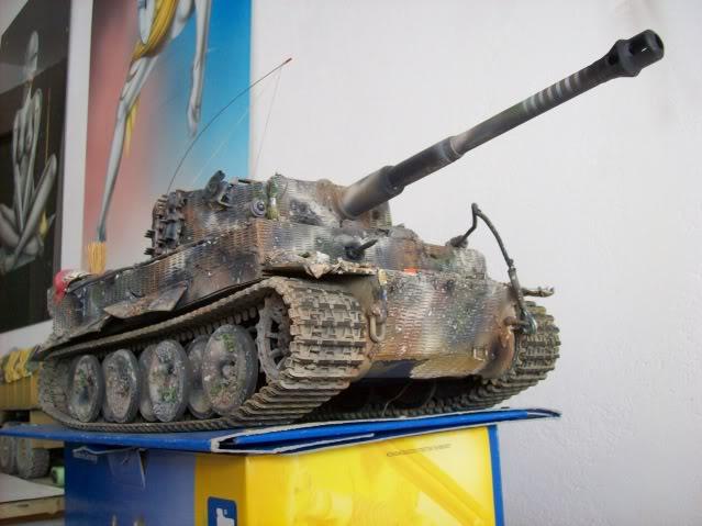 "Il panzerkampwagen ausf. V ""tiger"" King084"