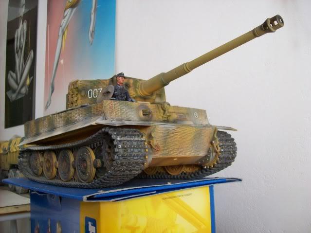 "Il panzerkampwagen ausf. V ""tiger"" King085"