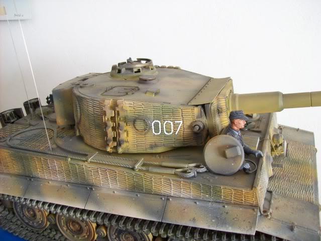 "Il panzerkampwagen ausf. V ""tiger"" King088"