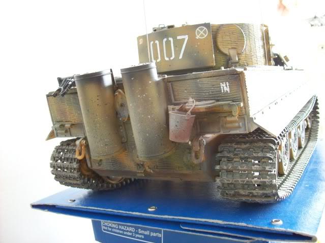 "Il panzerkampwagen ausf. V ""tiger"" King090"