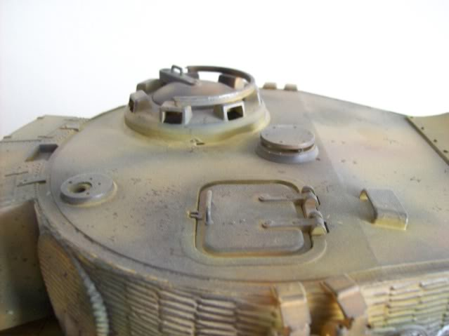 "Il panzerkampwagen ausf. V ""tiger"" King095"