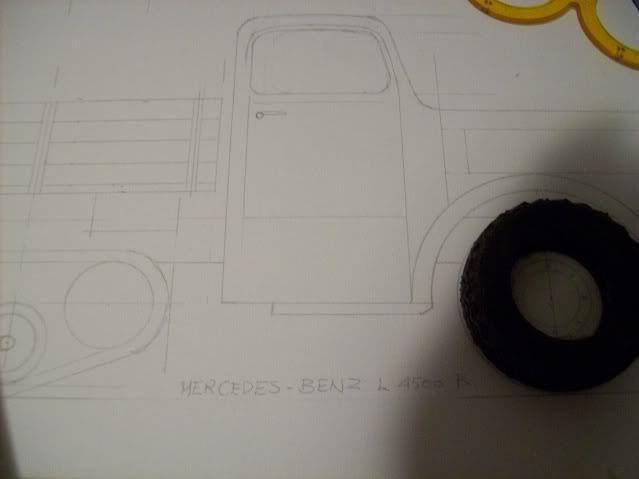 Prototipare fa bene .... Mercedes-Benz006