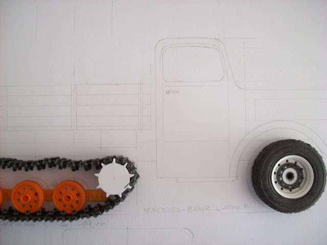 Prototipare fa bene .... MercedesB009