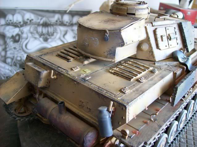 Il panzer di Sven. PanzerSven039