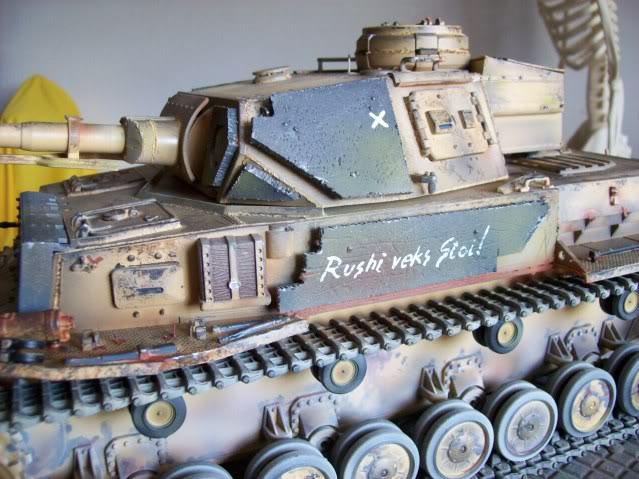 Il panzer di Sven. PanzerSven045