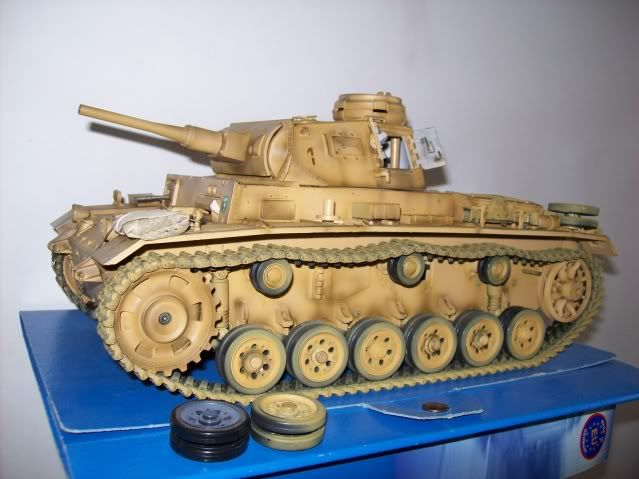 Tauchpanzer III H di MadMax SWS036