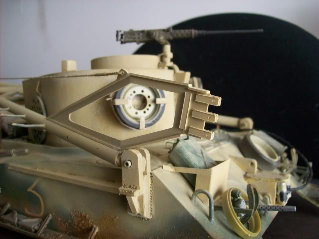 Prototipare fa bene .... Sherman005