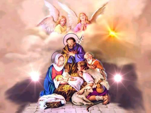 Dios ha redimido a su pueblo 25-de-diciembre