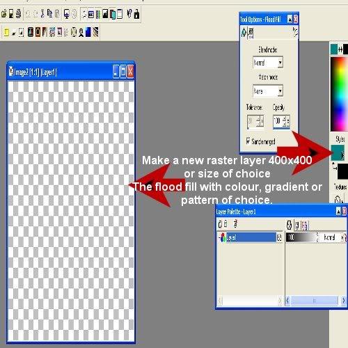 Blind Effect in animation shop Image1