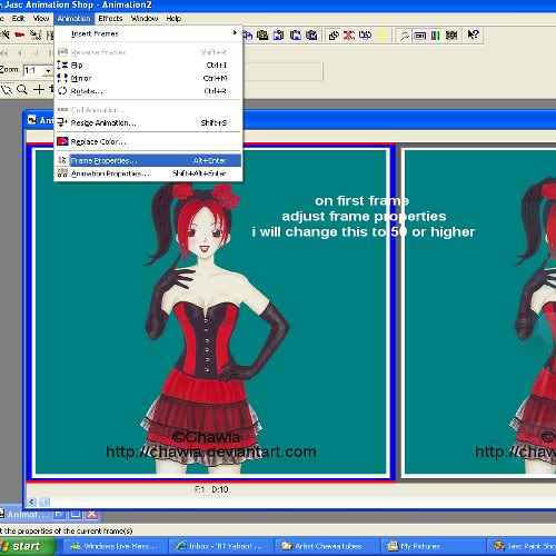 Blind Effect in animation shop Image16
