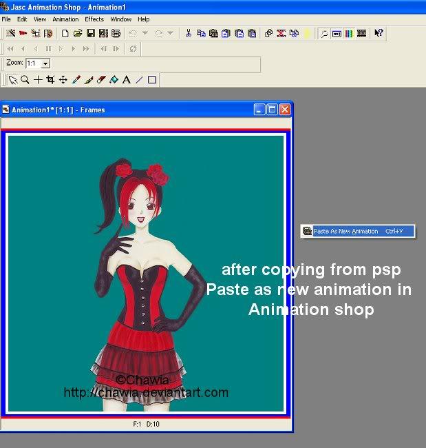Blind Effect in animation shop Image5