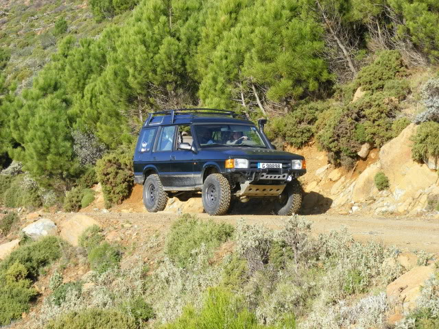 What are your overland drive(s) Picsoffroad110