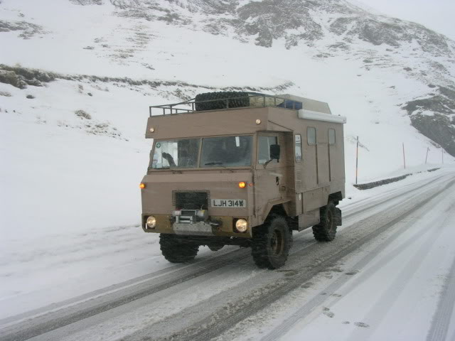 My 2003 Land Rover D2  for sale price reduction £7600 Spain-portugal2007-8278