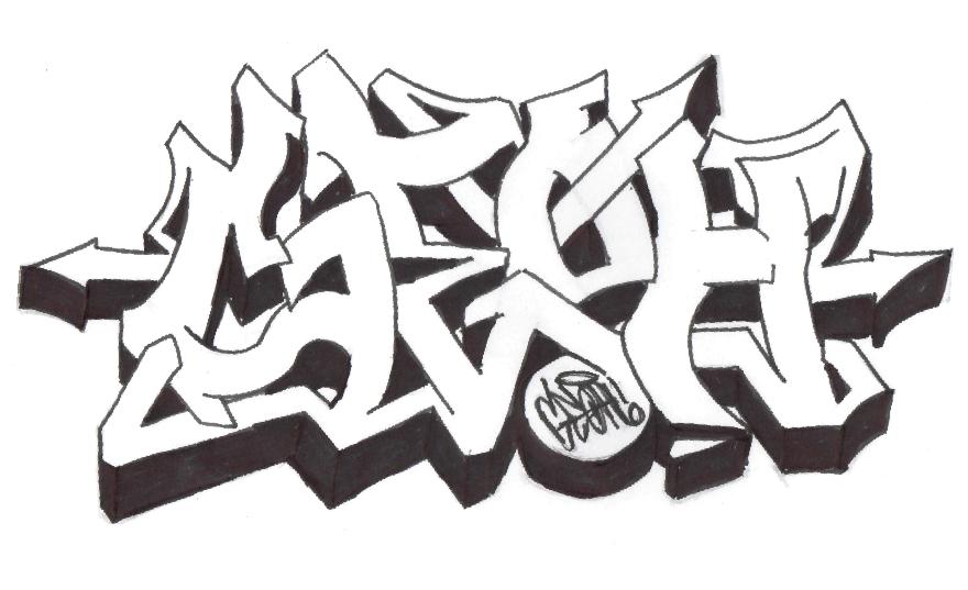 Arc's Graffiti *NEW THREAD* GEOHCLEAN