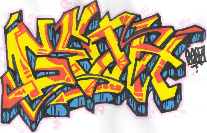 Arc's Graffiti *NEW THREAD* GeohSecks