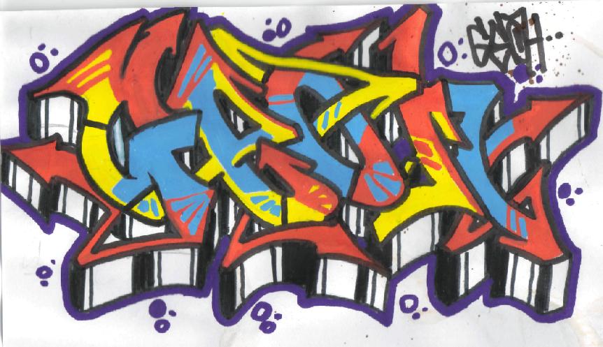 Arc's Graffiti *NEW THREAD* GeohWild