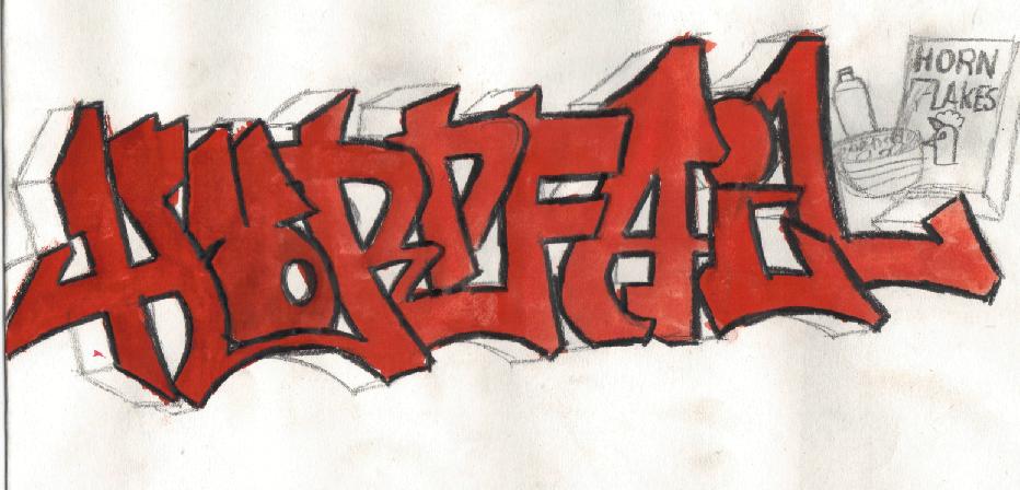 Arc's Graffiti *NEW THREAD* HornFail