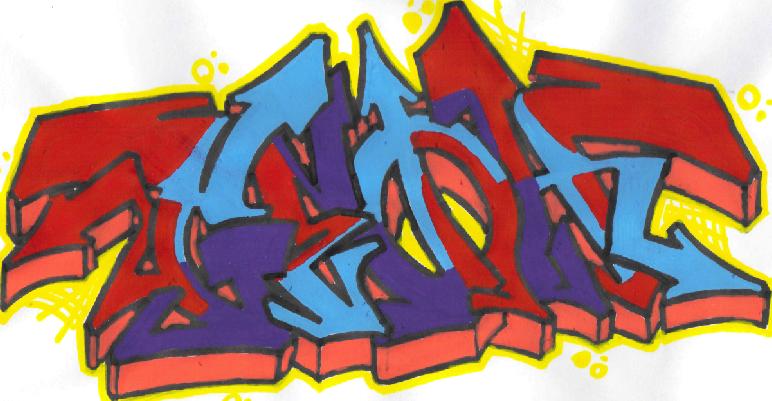 Arc's Graffiti *NEW THREAD* WildGeohde