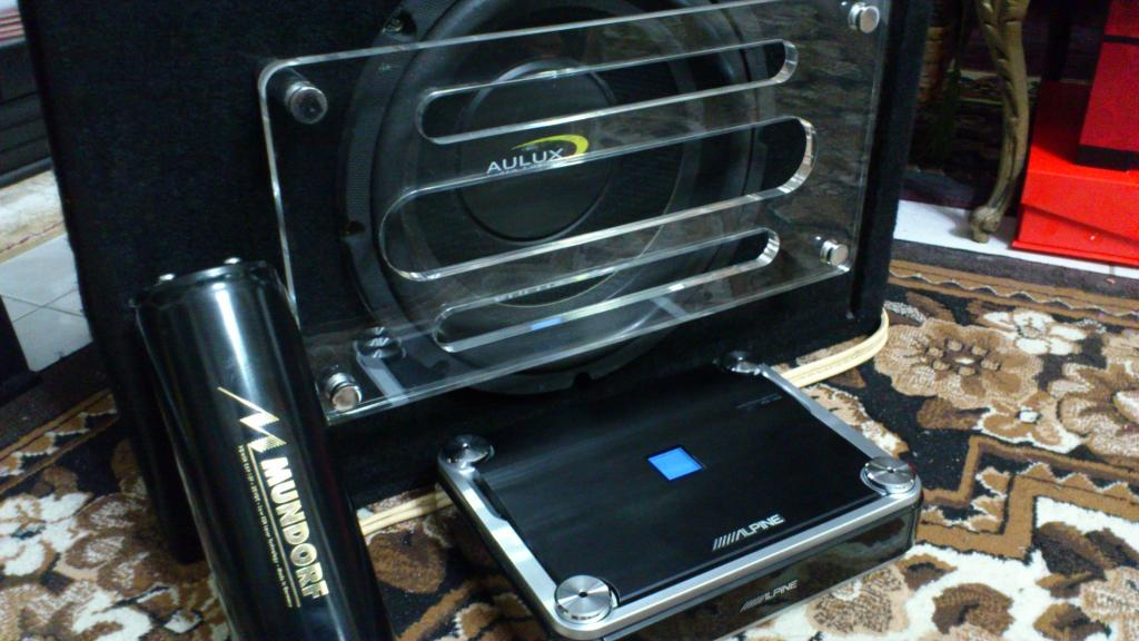 WTS: Subwoofer system - used DSC_0916