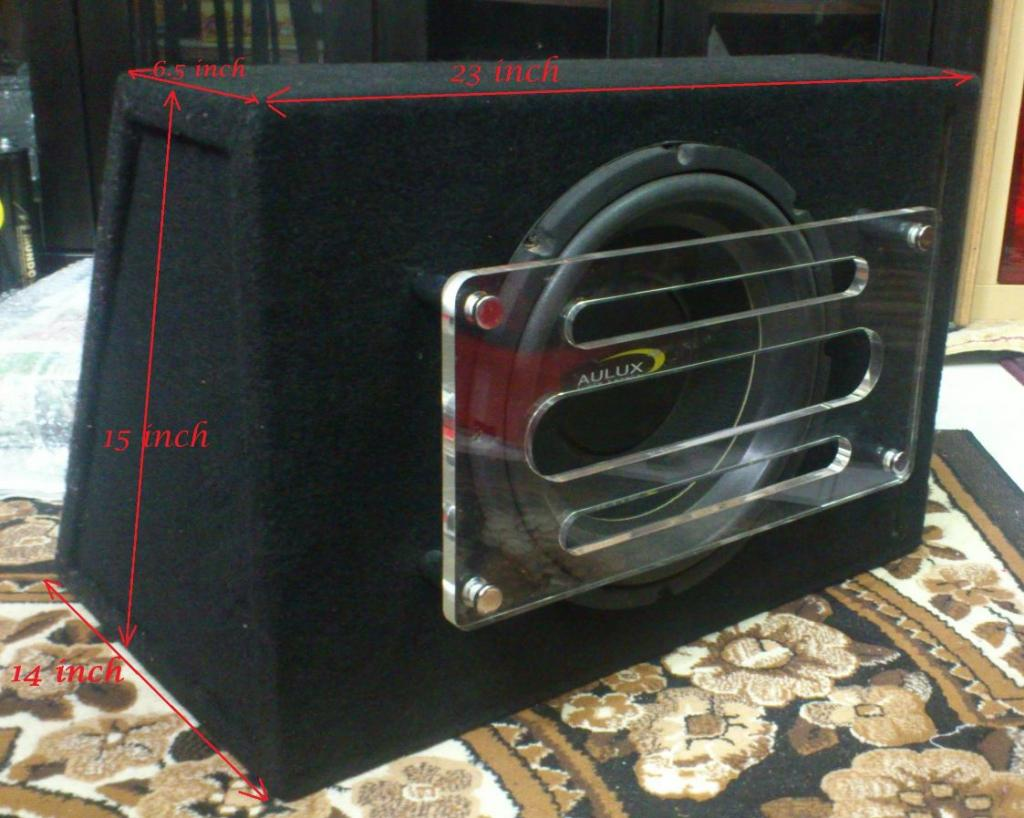 WTS: Subwoofer system - used Subwoofer